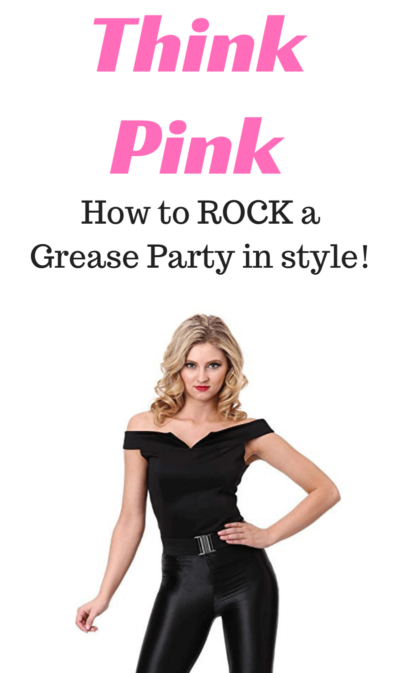 Grease Party Looks