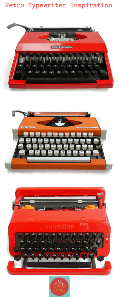 Selling Vintage Typewriters from Europe to the World