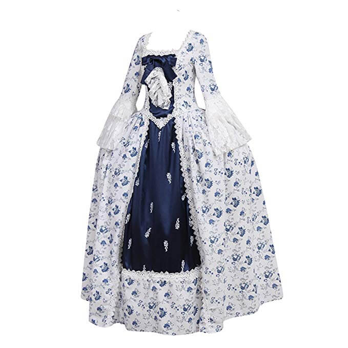 High tea party dresses - victorian style