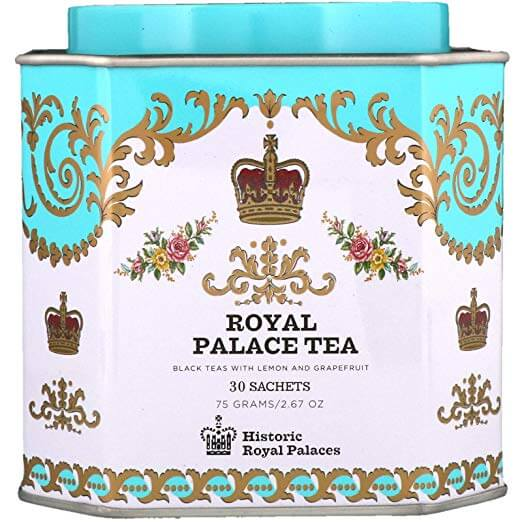 English high tea party Royal Palace Tea