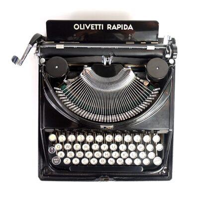 Olivetti Rapida ICO typewriter