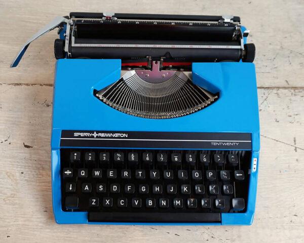 Remington typewriter for sale