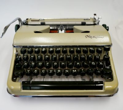 Olympia SM4 typewriter
