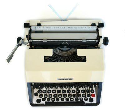 underwood 450 typewriter