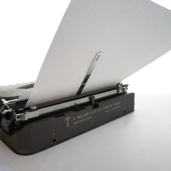 1948 Hermes Baby typewriter