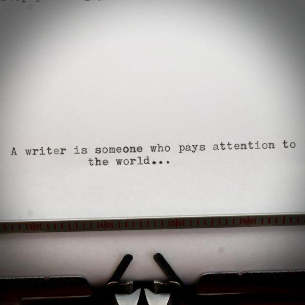 vendex 500T typewriter