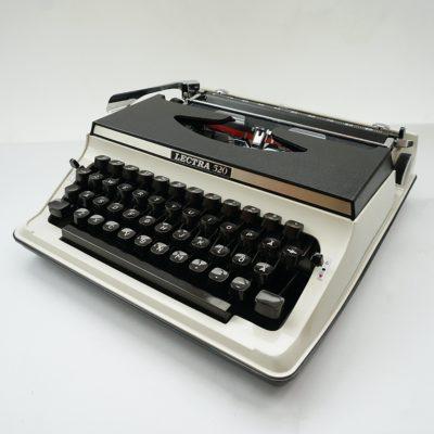 Lectra typewriter