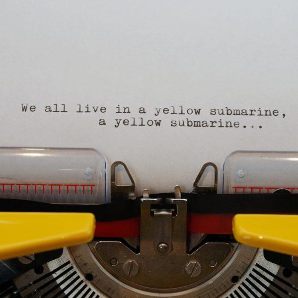 contessa typewriter