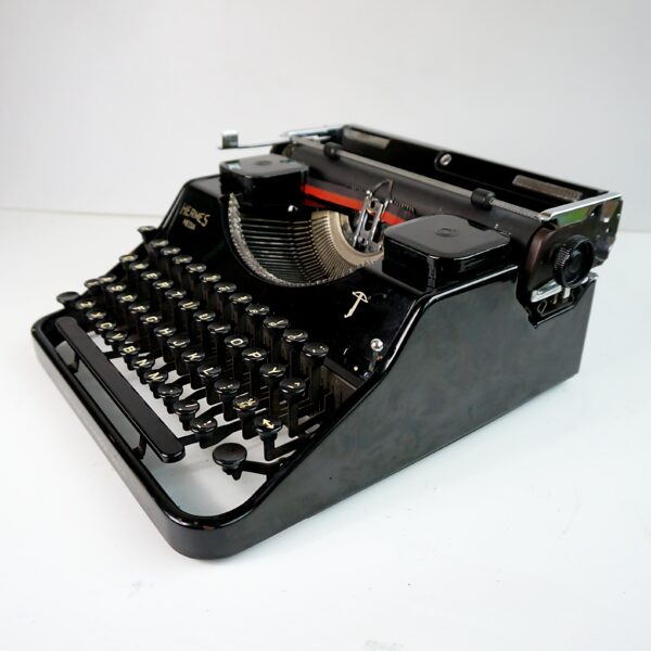 Hermes Media typewriter