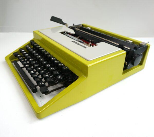 Green Olivetti Dora Typewriter
