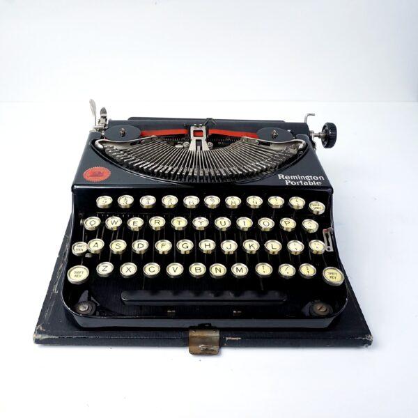Remington portable typewriter model 2 1927