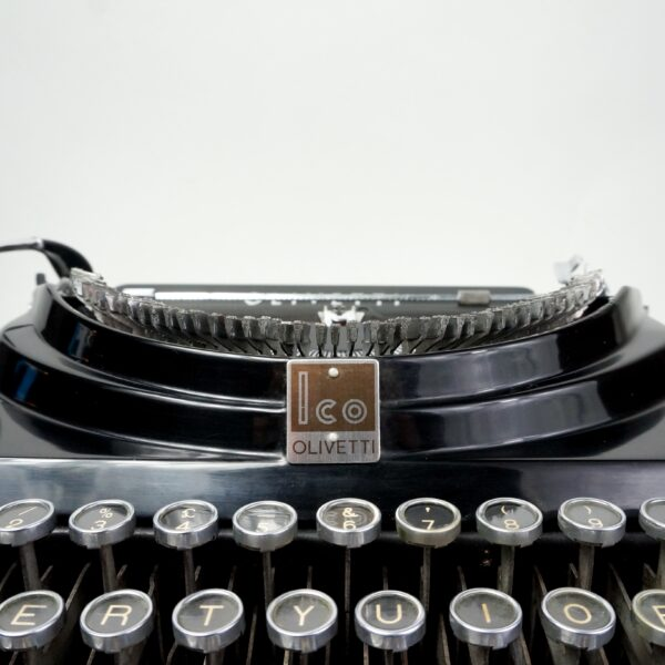 Olivetti ICO MP1 Typewriter for sale