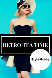 Retro Tea Time Style Guide